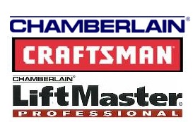 liftmaster logo with other