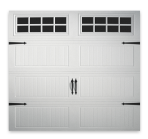 Long Panel Grooved Single door